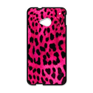 Pink Leopard Boutique Phone Case for HTC One M7