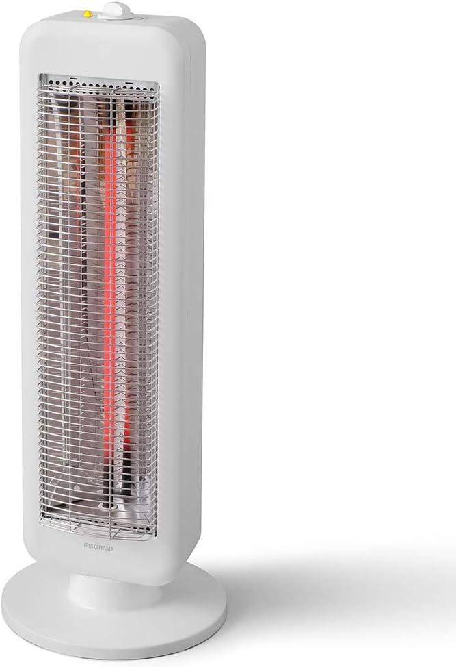 アイリスオーヤマ 電気ストーブ 速暖 縦型