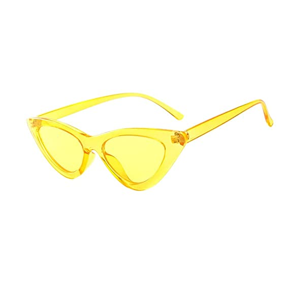 Amazon.com: Fashion Sunglaess, Womens Jelly Sunshade ...