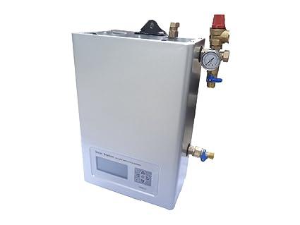 Calentador de agua solar con tubos de pvc