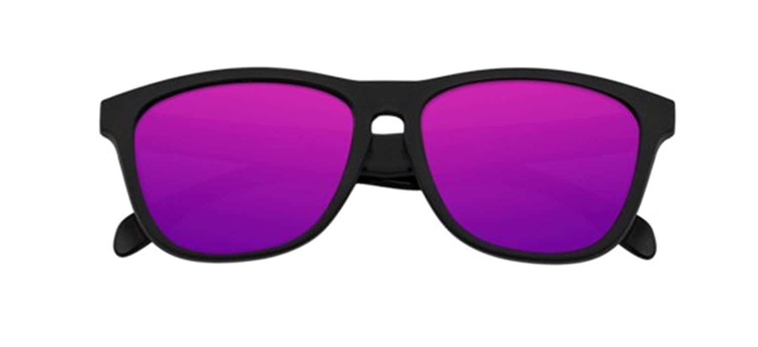 87d6b1cdee Gafas de sol Northweek | Mate black - logo blanco | lente purple polarizada:  Amazon