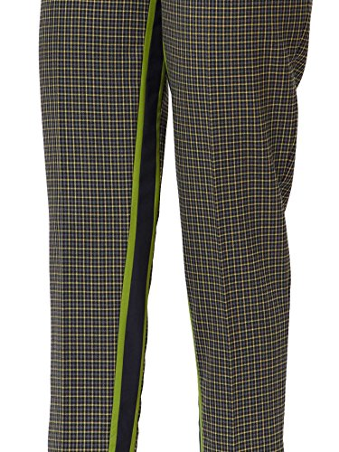 Prada Mujer P2798Z1M5IF0TWQ Multicolor Lana Pantalón