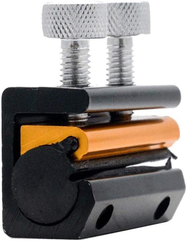 Morza Bicicletas de Doble Cable Lube Luber lubricador lubricante para Herramientas de la Motocicleta de la Vespa ATV de Color al Azar