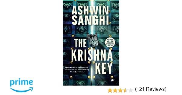 Amazon the krishna key 9789381626689 ashwin sanghi books fandeluxe Image collections