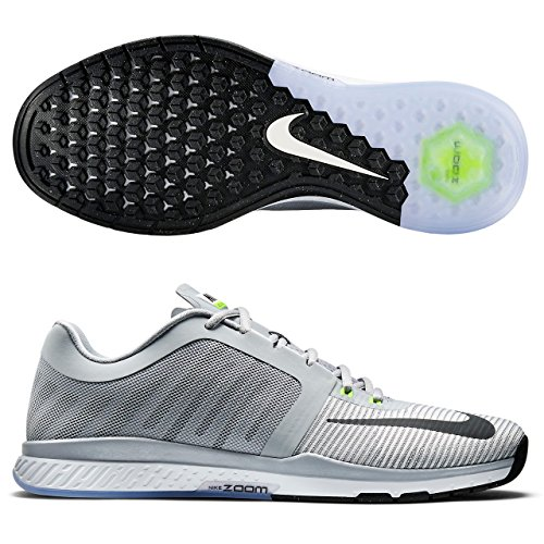 Nike Herren Zoom Speed ​​Trainer 3 Wolfsgrau