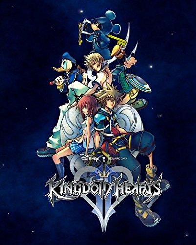 kingdom hearts 1 poster - 1