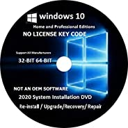 WINDOWS 10 Pro / home 32-64 bit RECOVERY FIX REINSTALL REPAIR REPLACE BOOT REBOOT RECOVERY INSTALL RESTORE TO