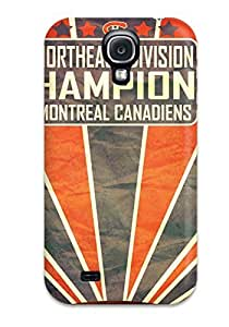 New Arrival Montreal Canadiens (1) For Galaxy S4 Case Cover