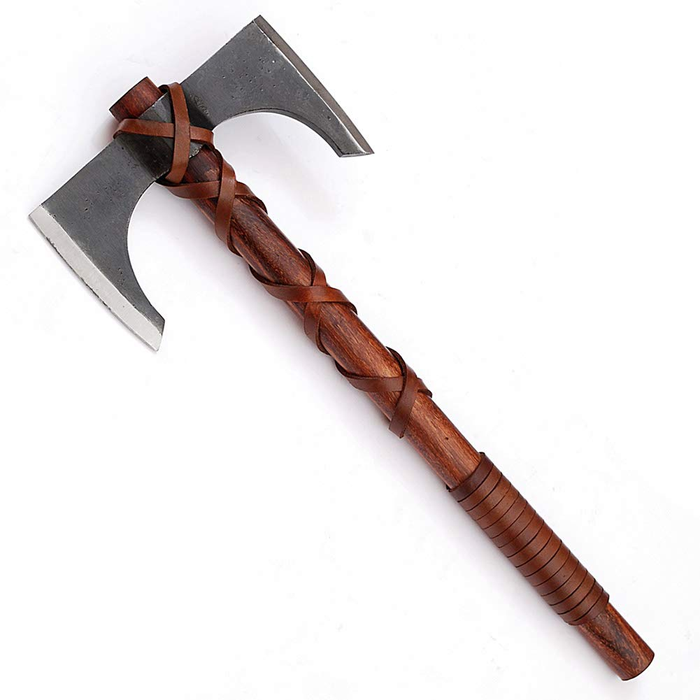 Armory Replicas Forged Carbon Steel Iroquois Throwing Axe