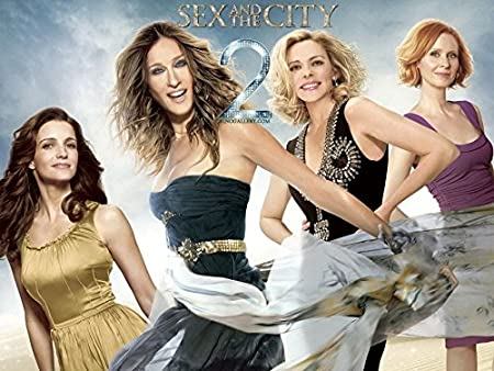 Sex And The City (32x24 inch, 80x60 cm) Silk Poster Seda ...