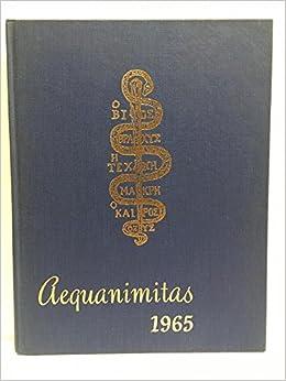 Aequanimitas University of Michigan Medical and Nursing