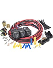 Painless 30116 Dual Activation Dual Fan Relay Kit