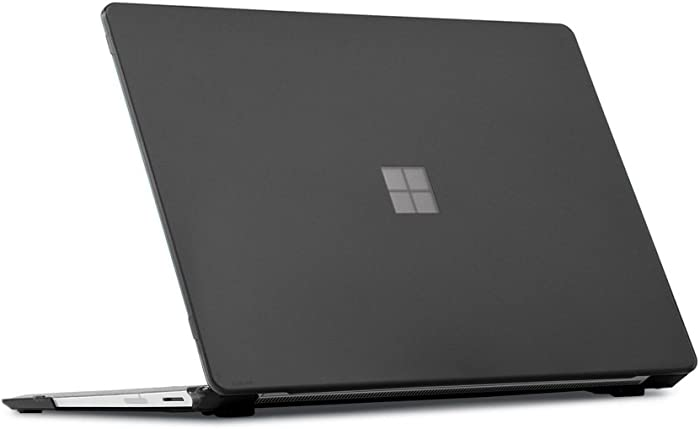 mCover Hard Shell Case for 2019 15-inch Microsoft Surface Laptop 3 Computer (Released After Oct. 2019) - MS-SFL3-15 Black