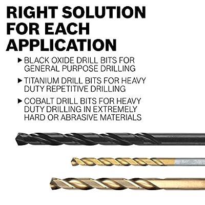 Bosch CO2154 27/64-Inch Cobalt SP Jobber Drill Bit