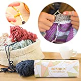 BCMRUN Crochet Hooks Set,14 PCS