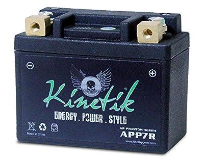 LiFePO4 12V 7-9ah Battery for Honda 125 MSX125 Grom 2014