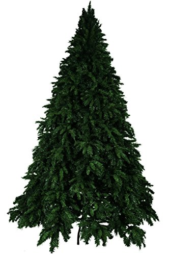 Oncor 6ft Eco-Friendly Smoky Mountain Christmas Tree