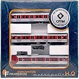 Trem Eletrico Frateschi - 6318 - Metropolitano CPTM - FRATESCHI