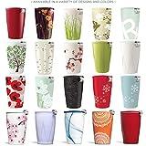 Tea Forte Kati Cup Ceramic Tea Infuser Cup with