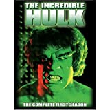 The Incredible Hulk: The Complete First Season [DVD] by Bill Bixby