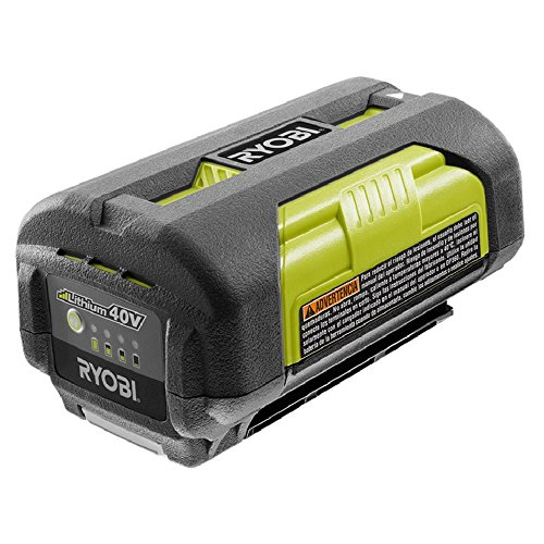 Ryobi OP4026 40-Volt Lithium-ion Battery 93.6 wh (2 Pack)