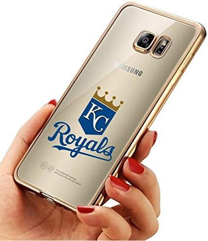 Samsung Galaxy S7 Edge Funda, Slim Fit Electroplate suave silicona ...