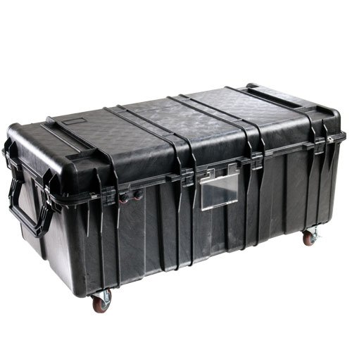 Pelican Products 0550-000-110 Pelican 0550-000-110 Large Transport Case with Foam (Black) ()