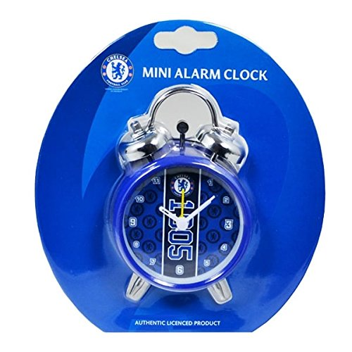 Chelsea F.C. Official Alarm Clock - A Great Gift / (Chelsea Alarm Clock)