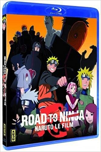 Naruto - Le Film : Road to Ninja [Blu-ray]: 3309450037978 ...