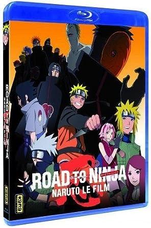 Naruto Shippuden - Le Film : Road to Ninja Francia Blu-ray ...