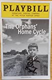 Dylan Riley Snyder Signed Brand New Playbill from The Orphans' Home Cycle Presented by the Signature Theatre Company at the Peter Norton Space starring Hallie Foote Pamela Payton-Wright Jenny Dare Paulin Devon Abner Written by Horton Foote