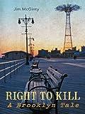 Right to Kill, Jim McGinty, 1475959559