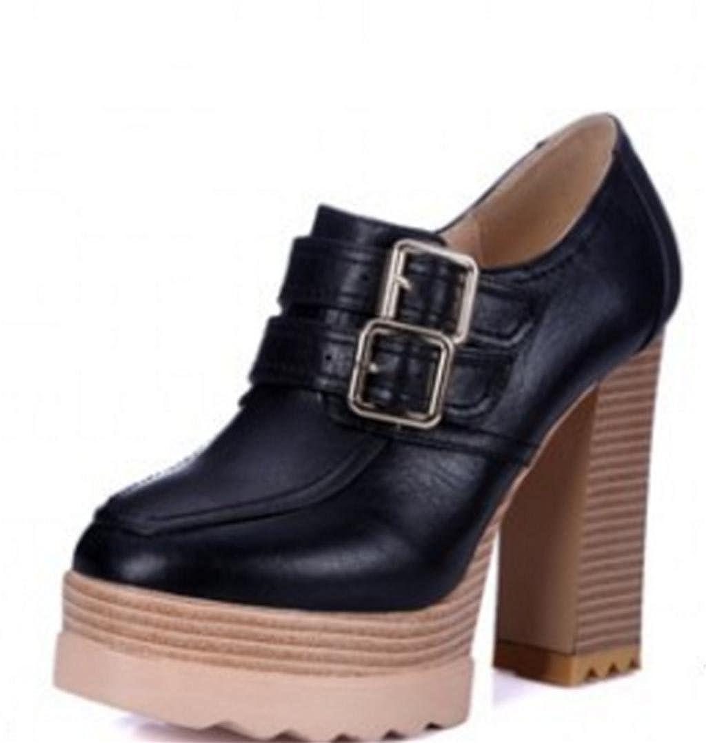 noir EU36 SZXC Chaussures à talons hauts pour Les dames Chaussures à talons
