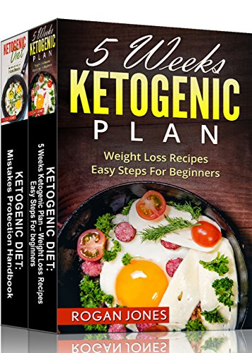 (Ketogenic Diet Plan: 2-in-1 Box Set Ketogenic Diet Plan Books (Ketogenic Diet, Ketogenic Plan, Weight Loss, Weight Loss Diet,Beginners Guide))