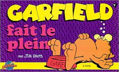 Téléchargement Garfield, tome 7 : Garfield fait le plein pdf, epub ebook