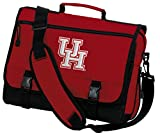 Broad Bay University of Houston Laptop Bag UH Messenger Bag or Computer Bag