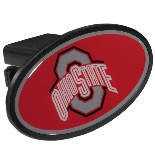 Siskiyou NCAA Ohio State Buckeyes Class III Plastic Hitch Cover
