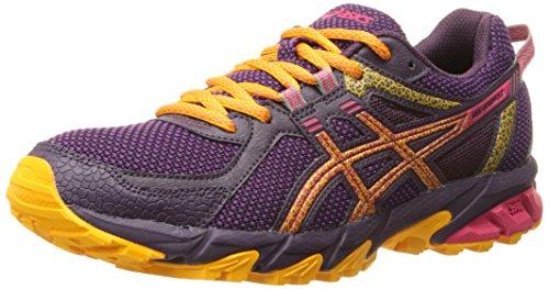 ASICS Women's Gel-Sonoma 2 Running Shoe, Purple/Azalea/Apricot, 10.5 M - Two Phase Accessories
