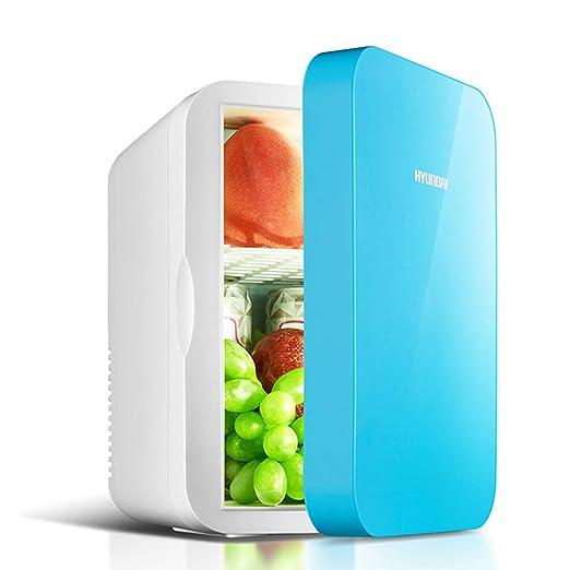 6L Refrigerador PequeñO Mini Nevera-Calentador, Refrigerador de ...