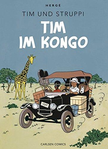 Tim & Struppi Farbfaksimile, Band 1: Tim im Kongo