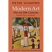 Modern Art: 19th And 20th Centuries Selected Papers
