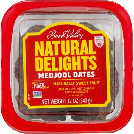 Expect More Natural Delights Medjool Dates, 3 ct. / 36 oz