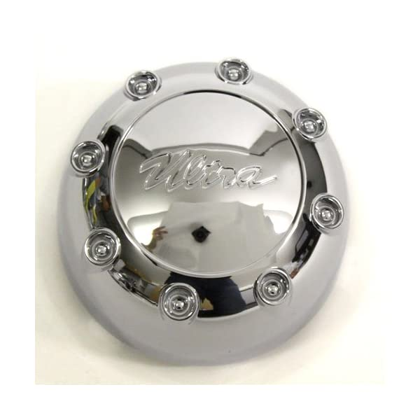 Ultra-Wheel-Style-150-Claw-Chrome-Center-Cap-89-9235