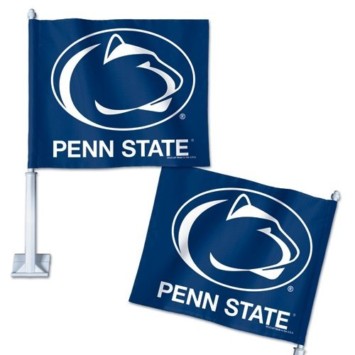"WinCraft NCAA Penn State University Car Flag, 11.75"" x 14"""