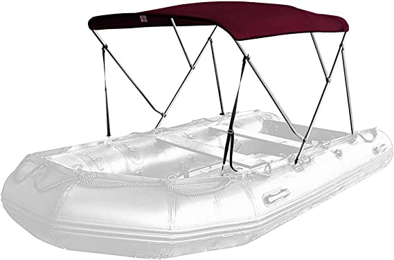 Amazon.com: Seamander Bimini parte superior para barco ...
