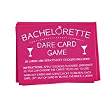 Bachelorette Dare Card Party Game, 20 Scratch Off