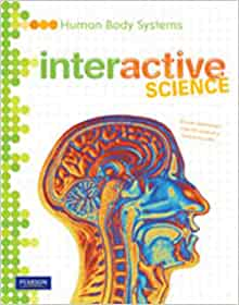 human science grade systems spanish middle body interactive amazon grades books edition isbn student important