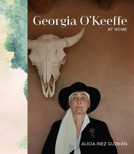 Georgia O'Keeffe at Home - French Landscape Painters