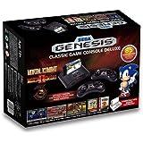 Sega Genesis Deluxe Classic Game Console Exclusive 85 Built in Games