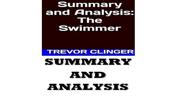 the swimmer analysis
